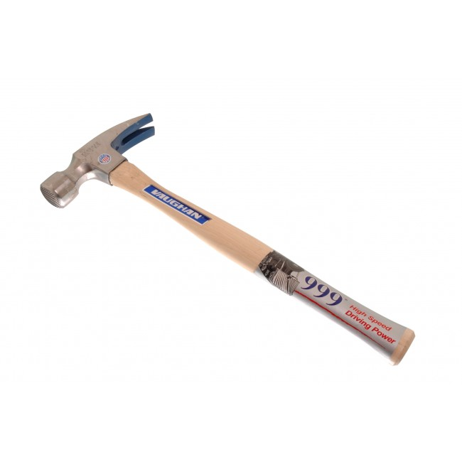 Vaughan 707M 32 oz. Hickory Handle, Framing Hammer