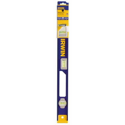 "IRWIN 24"" 1550 MAGNETIC I-BEAM LEVEL 1794106"