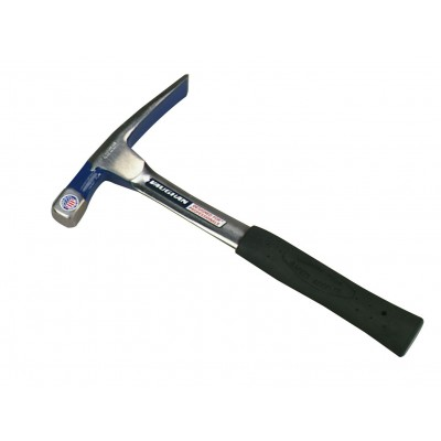 Vaughan ABL18 18 oz. Bricklayer Hammer, Steel Handle