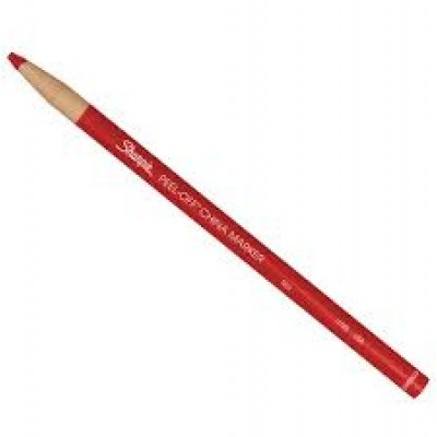 Irwin Medium Red China Marker 2059