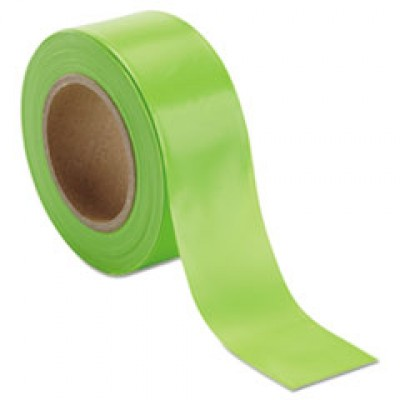 Irwin 150' GLO Lime Flagging Tape 65604