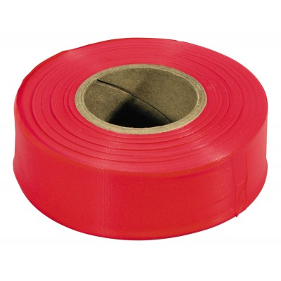 Irwin TAPE 300' RED FLAGGING 65901