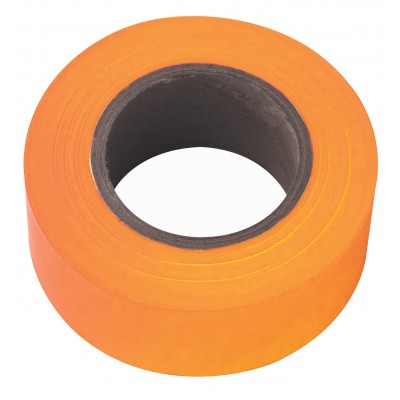 Irwin TAPE 150' FLUORESCENT ORANGE FLAGGING 65602