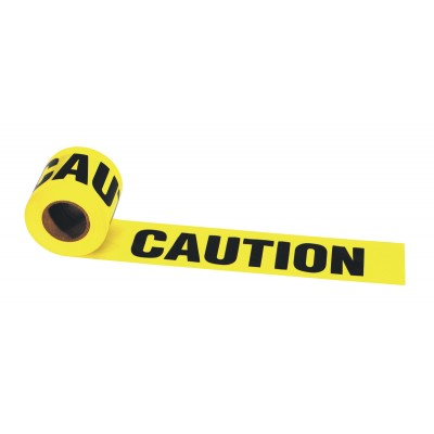 "Irwin TAPE 1000'X 3"" CAUTION 66231"