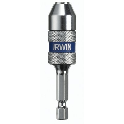 "Irwin 4935703 2 1/2"", 1/4"" QUICK CHANGE BIT HOLDER"