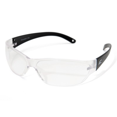Edge Eye Wear - Savoia Black/Clear AKE111