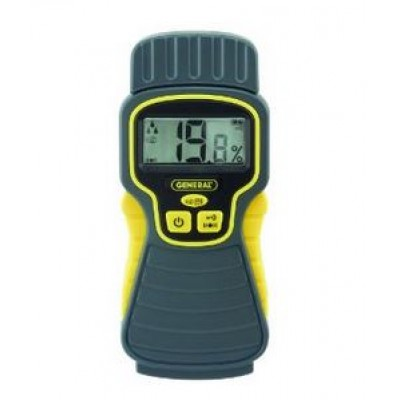 General Infrared Thermometer & Moisture Meter mir300