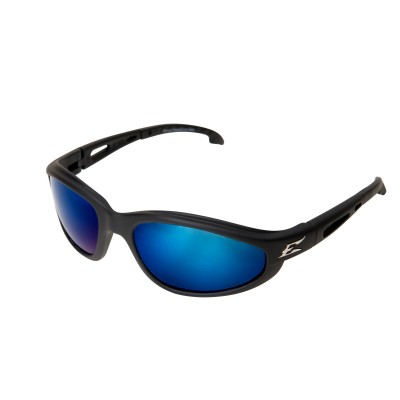 Edge Eye Wear - Dakura Black/Pol Blue Mirror TSMAP218