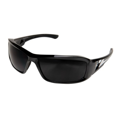 Edge Eye Wear - Brazeau Black/Smoke XB116